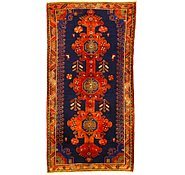 Link to 5' 4 x 10' 2 Roodbar Persian Rug