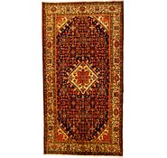 Link to 5' 7 x 10' 5 Hossainabad Persian Rug