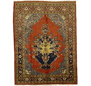 Link to 7' 6 x 9' 9 Farahan Persian Rug