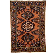 Link to 7' 3 x 10' 6 Viss Persian Rug