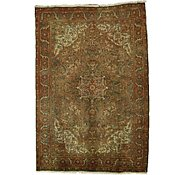 Link to 6' 6 x 9' 8 Heriz Persian Rug
