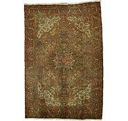 Link to 6' 6 x 9' 8 Heriz Persian Rug