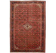 Link to 8' 6 x 12' 4 Hossainabad Persian Rug