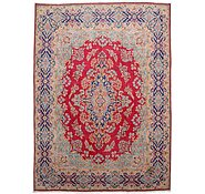 Link to 9' 10 x 13' 6 Kerman Persian Rug
