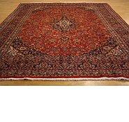 Link to 9' 11 x 13' Mashad Persian Rug