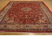 Link to 9' 9 x 13' 7 Farahan Persian Rug