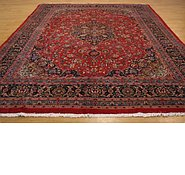 Link to 9' 8 x 13' 7 Kashmar Persian Rug