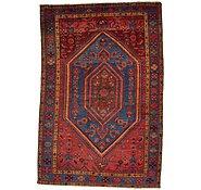 Link to 4' 6 x 6' 5 Zanjan Persian Rug