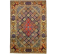 Link to 9' 11 x 14' 3 Isfahan Persian Rug