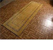 Link to 2' 11 x 8' 4 Kashkuli Gabbeh Persian Runner Rug