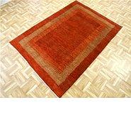Link to 3' 10 x 5' 8 Kashkuli Gabbeh Persian Rug