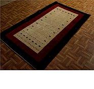 Link to 3' 11 x 6' 11 Kashkuli Gabbeh Persian Rug