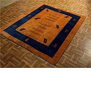 Link to 5' 1 x 6' 5 Kashkuli Gabbeh Persian Rug