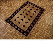 Link to 3' 5 x 5' Kashkuli Gabbeh Persian Rug