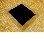 Link to 3' x 3' 6 Kashkuli Gabbeh Persian Square Rug