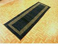 Link to 2' 9 x 8' 1 Kashkuli Gabbeh Persian Runner Rug