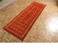 Link to 2' 8 x 8' 1 Kashkuli Gabbeh Persian Runner Rug