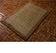 Link to 3' 5 x 5' 3 Kashkuli Gabbeh Persian Rug