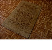 Link to 3' 1 x 4' 11 Kashkuli Gabbeh Persian Rug