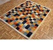 Link to 4' 9 x 6' 4 Kashkuli Gabbeh Persian Rug