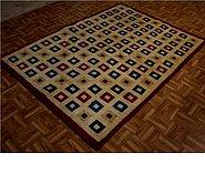 Link to 5' x 7' Kashkuli Gabbeh Persian Rug
