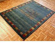 Link to 4' 10 x 6' 7 Kashkuli Gabbeh Persian Rug