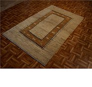 Link to 4' x 6' 5 Kashkuli Gabbeh Persian Rug