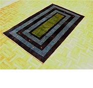 Link to 3' 9 x 6' 4 Kashkuli Gabbeh Persian Rug