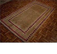 Link to 4' 1 x 7' 3 Kashkuli Gabbeh Persian Rug