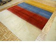 Link to 8' 1 x 11' 1 Kashkuli Gabbeh Persian Rug