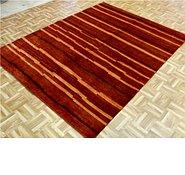 Link to 5' 5 x 7' 5 Kashkuli Gabbeh Persian Rug