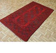 Link to 3' 11 x 6' 9 Afghan Ersari Rug