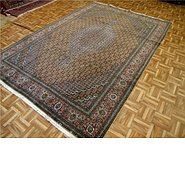 Link to 6' 8 x 9' 9 Tabriz Persian Rug