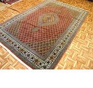 Link to 6' 9 x 10' 1 Tabriz Persian Rug