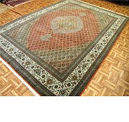 Link to 8' 3 x 11' 5 Tabriz Persian Rug