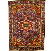 Link to 7' 10 x 10' 11 Tabriz Persian Rug