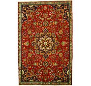 Link to 6' 3 x 9' 8 Tabriz Persian Rug
