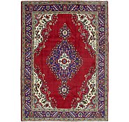 Link to 7' x 9' 8 Tabriz Persian Rug