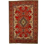Link to 7' 4 x 10' 10 Tabriz Persian Rug