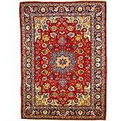 Link to 9' 7 x 12' 10 Isfahan Persian Rug