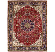 Link to 9' 11 x 12' 7 Tabriz Persian Rug