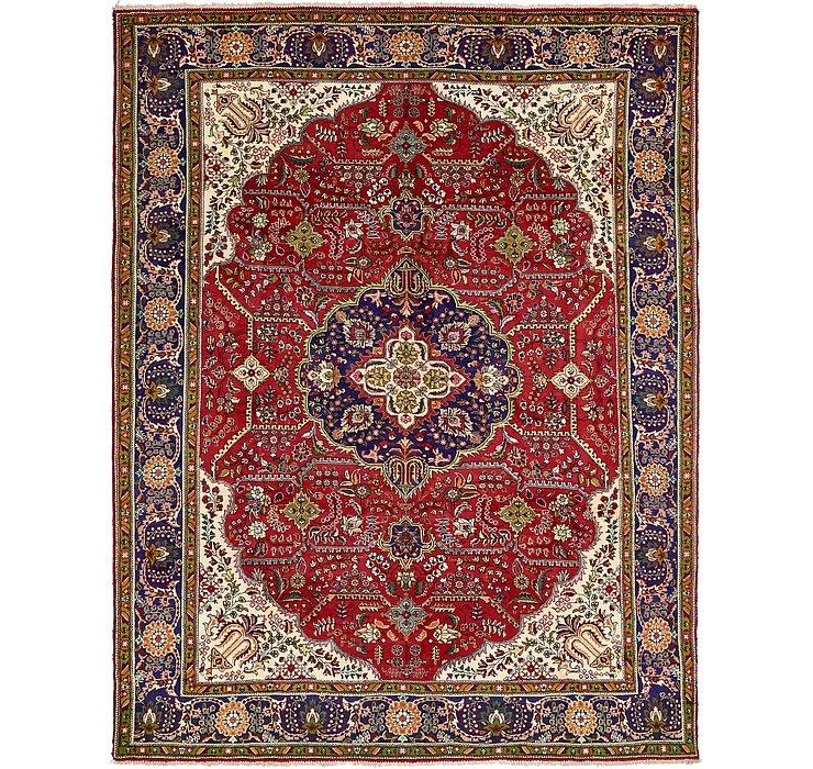 9' 11 x 12' 7 Tabriz Persian Rug
