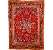 Link to 9' 3 x 12' 6 Mashad Persian Rug