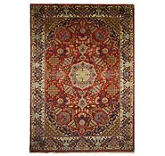 Link to 9' 9 x 13' 7 Isfahan Persian Rug