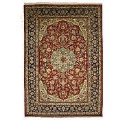 Link to 8' 11 x 12' 10 Isfahan Persian Rug