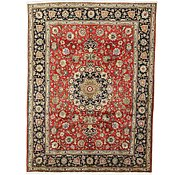 Link to 9' 11 x 13' 1 Tabriz Persian Rug