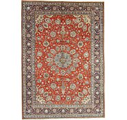 Link to 9' 9 x 12' 4 Sarough Persian Rug