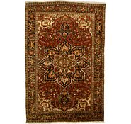 Link to 6' 9 x 10' 1 Heriz Persian Rug