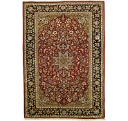 Link to 8' 1 x 11' 8 Isfahan Persian Rug