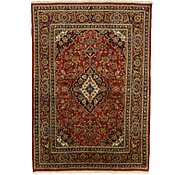 Link to 6' 4 x 8' 11 Mashad Persian Rug